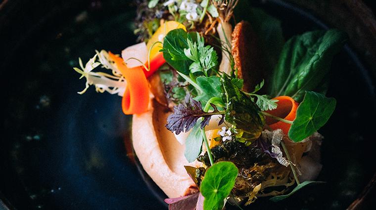 singlethread farms restaurant duck liver parfait