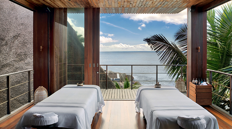 six senses spa zil pasyon treatment villa pool