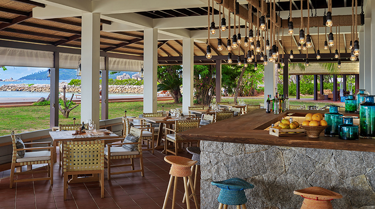 six senses zil pasyon island cafe