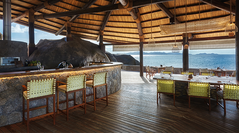 six senses zil pasyon ocean kitchen