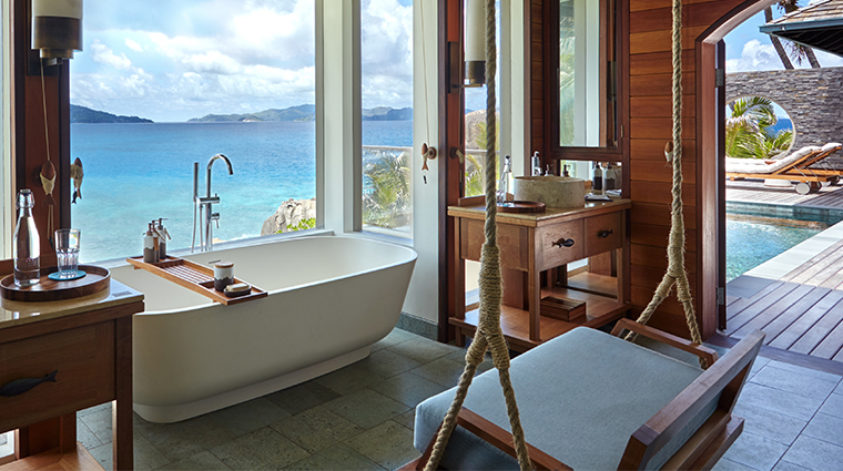 six senses zil pasyon signature pool villa bathroom
