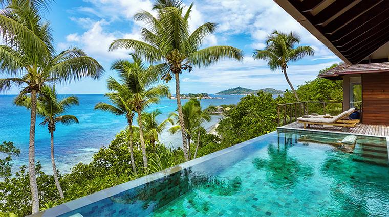 six senses zil pasyon two bedroom pool villa pool