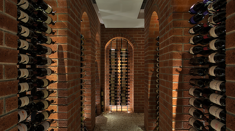 six senses zil pasyon wine cellar