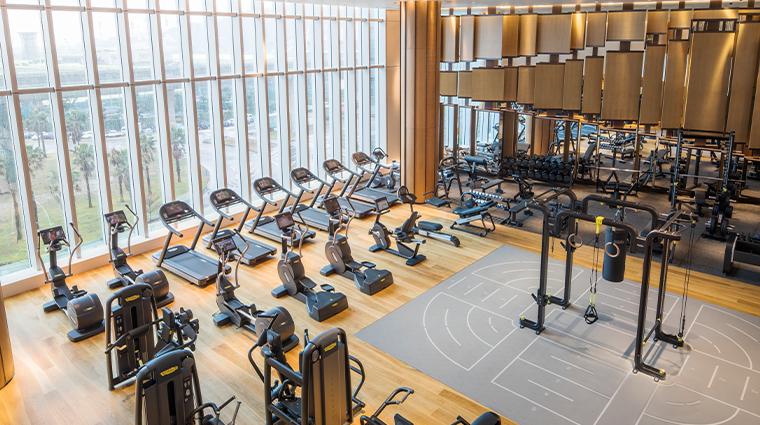mgm cotai gym