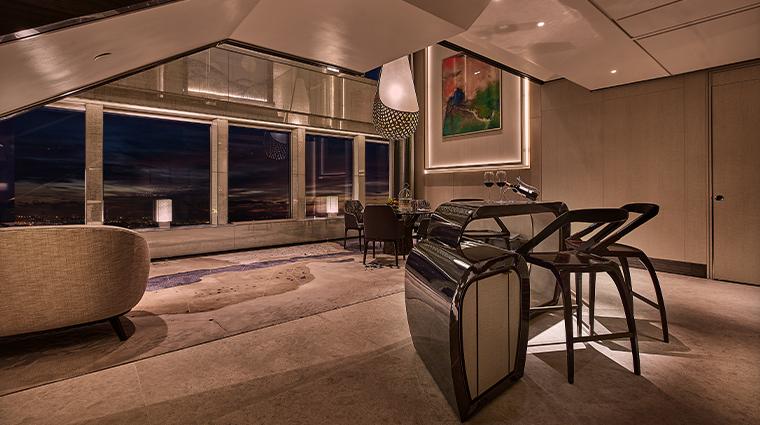 mgm cotai skylofts duplex night