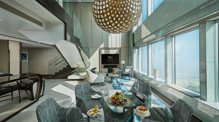 mgm cotai skylofts duplex