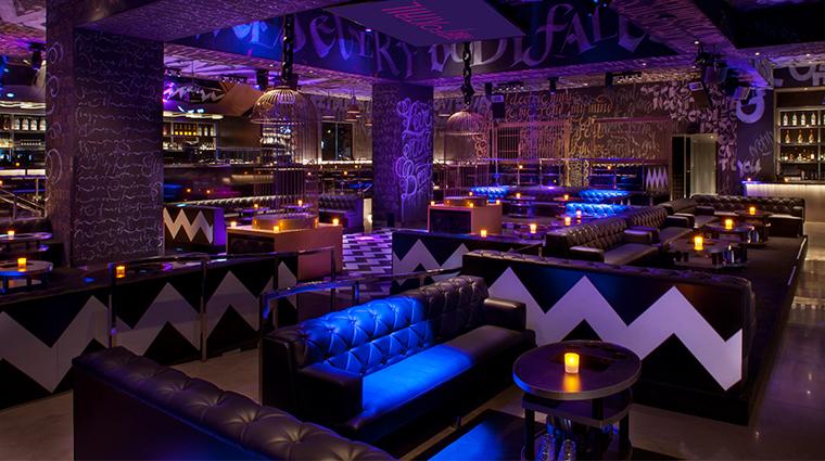 sls las vegas hotel casino foxtail nightclub