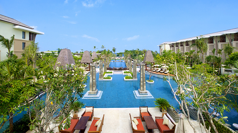 sofitel bali nusa dua beach resort swimming pool