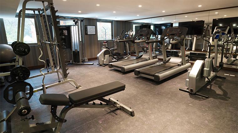 sofitel bogota victoria regia gym