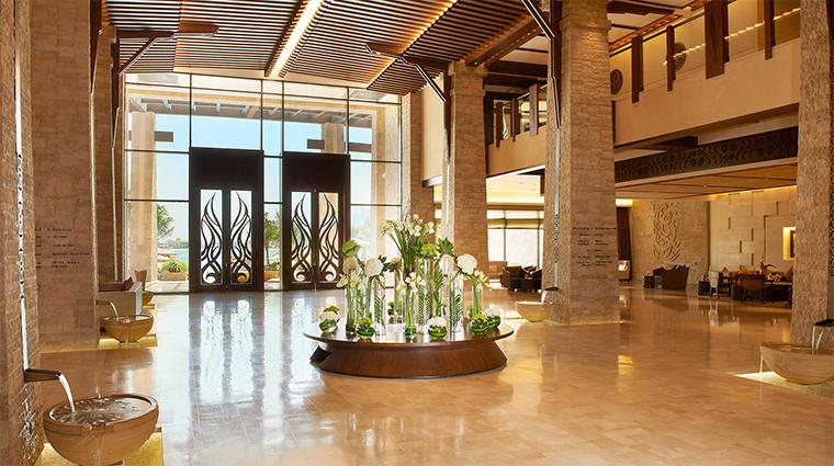 sofitel dubai the palm main hotel lobby