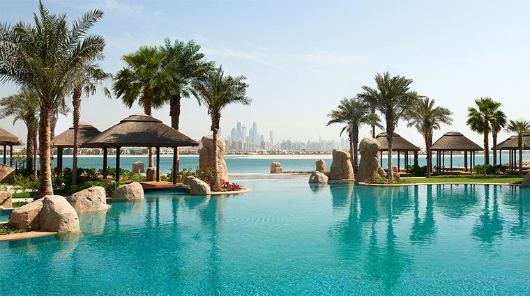 sofitel dubai the palm main swimming pool