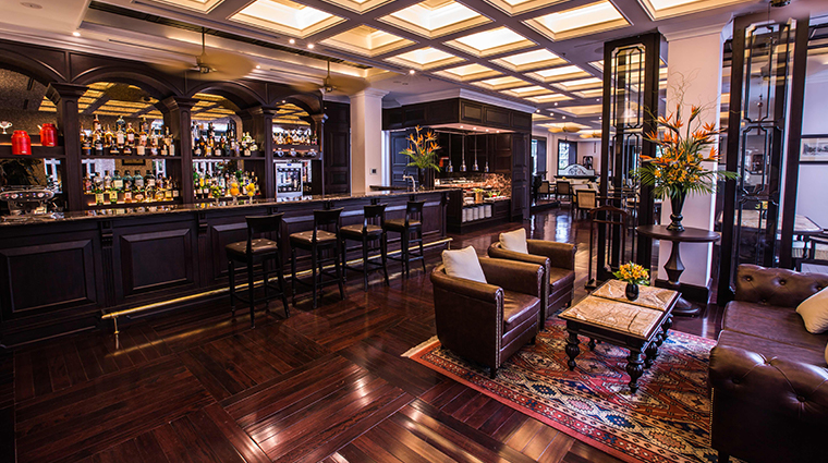 sofitel legend metropole hanoi le club bar