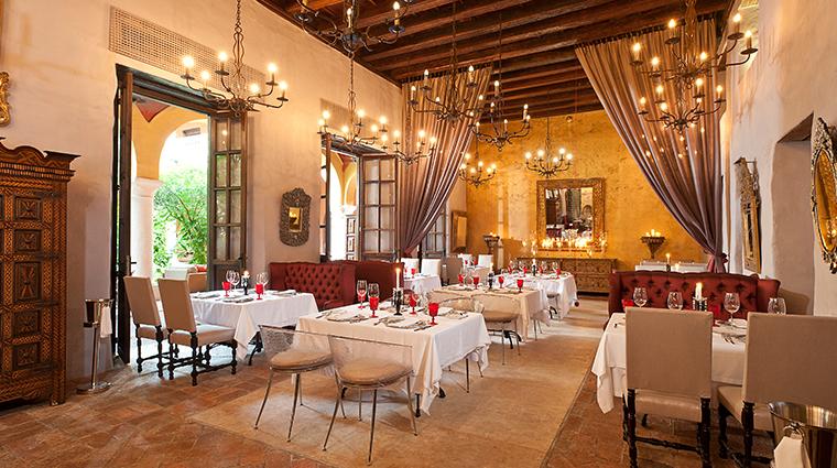 sofitel legend santa clara Restaurante 1621