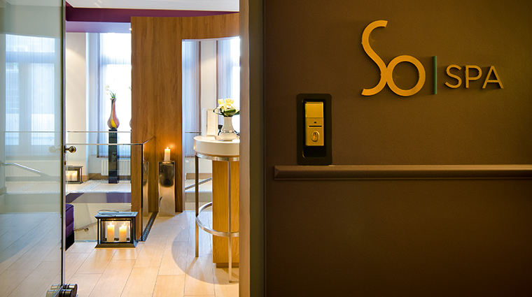 sofitel legend the grand amsterdam So Spa