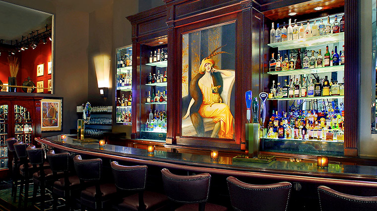 Sofitel New York bar