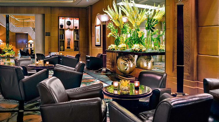 Sofitel New York lounge