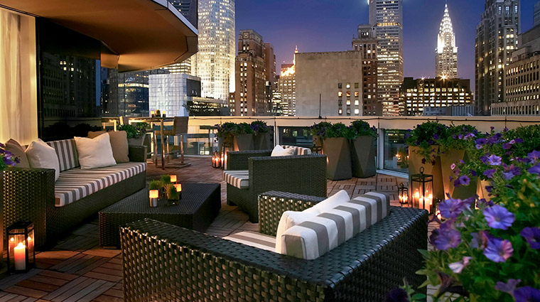 Sofitel New York skyline