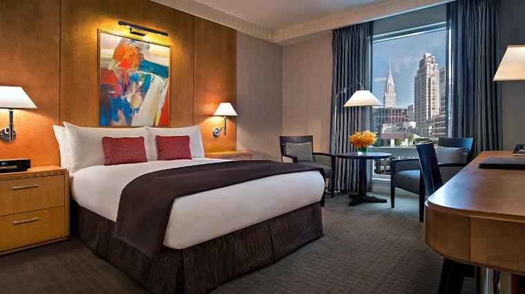 sofitel new york luxury king chrystler view