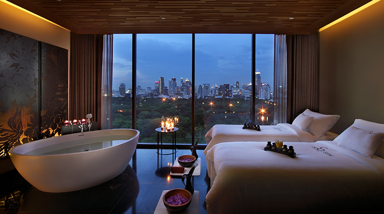 so sofitel bangkok spa couples treatment room
