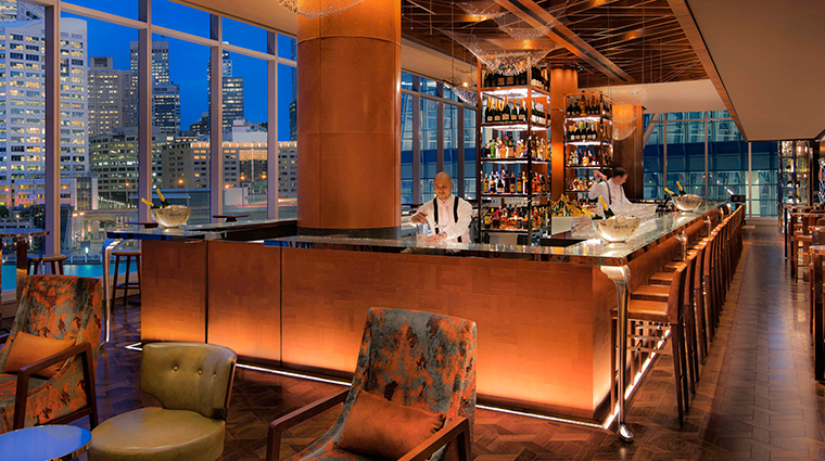 sofitel sydney darling harbour bar