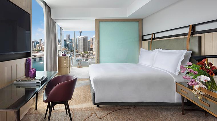 sofitel sydney darling harbour guestroom