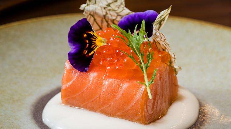 somm tasmanian salmon