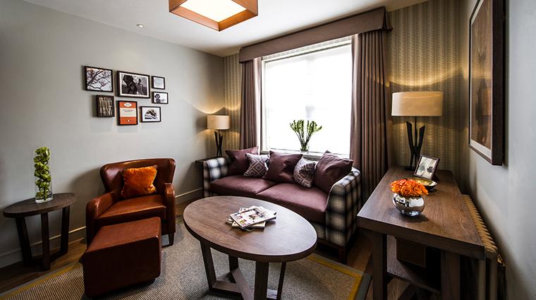 sopwell house Magnolia suite