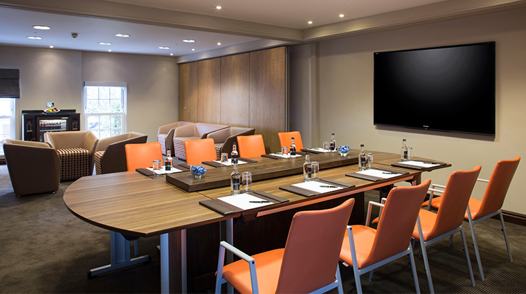 sopwell house meeting room