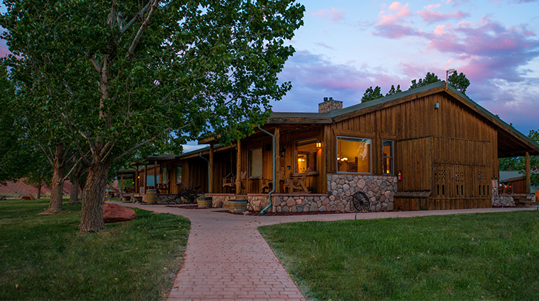 sorrel river ranch resort spa exterior