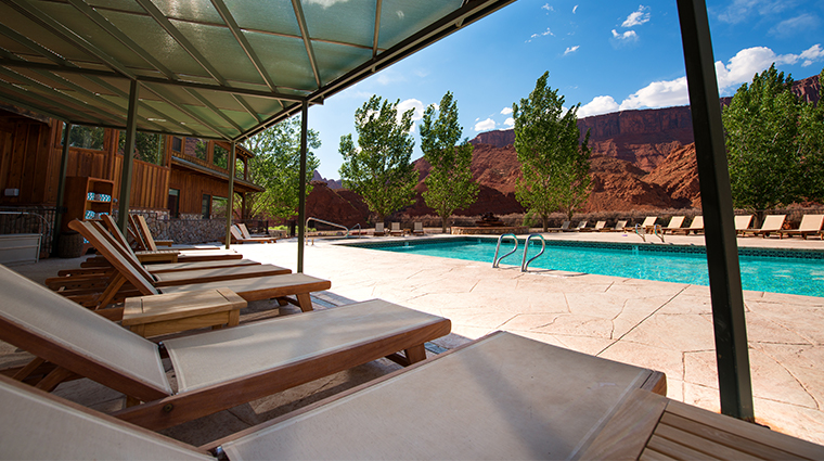 sorrel river ranch resort spa pool
