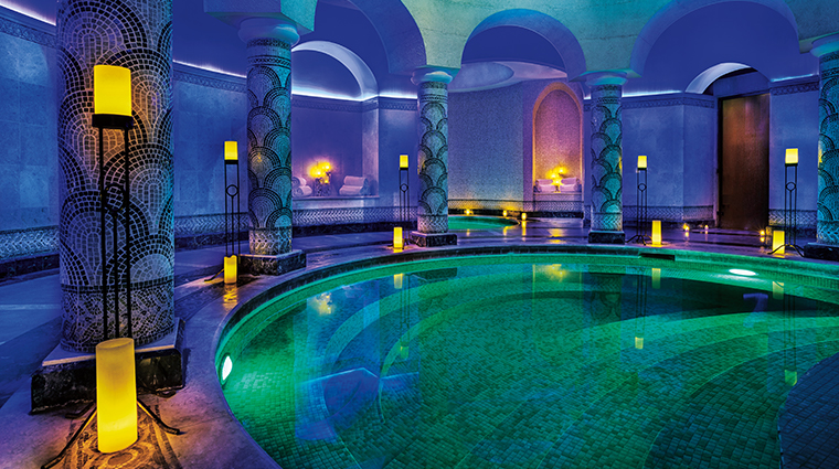 spa at the ritz carlton bahrain
