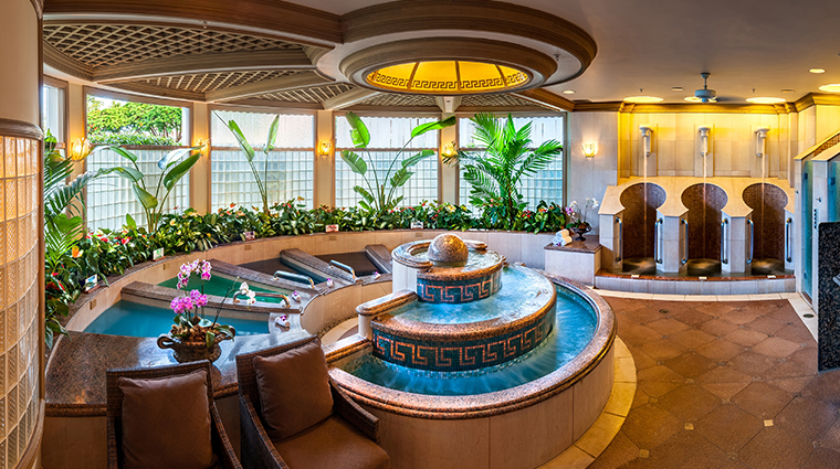 spa grande at grand wailea baths wide