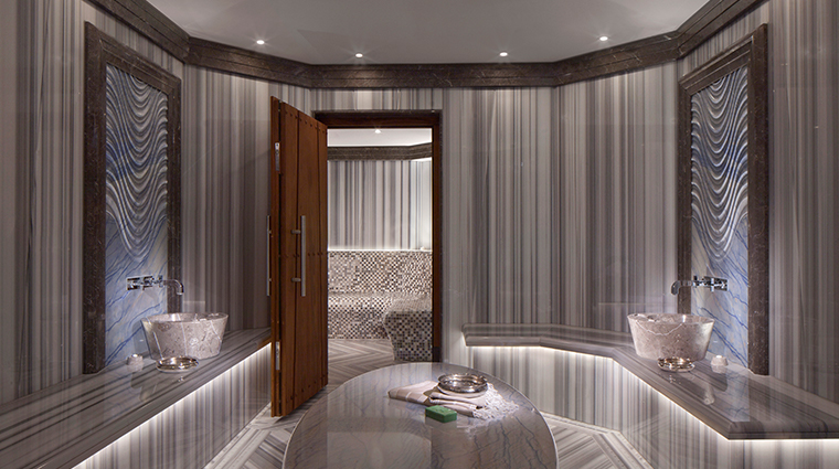 spa mont blanc room
