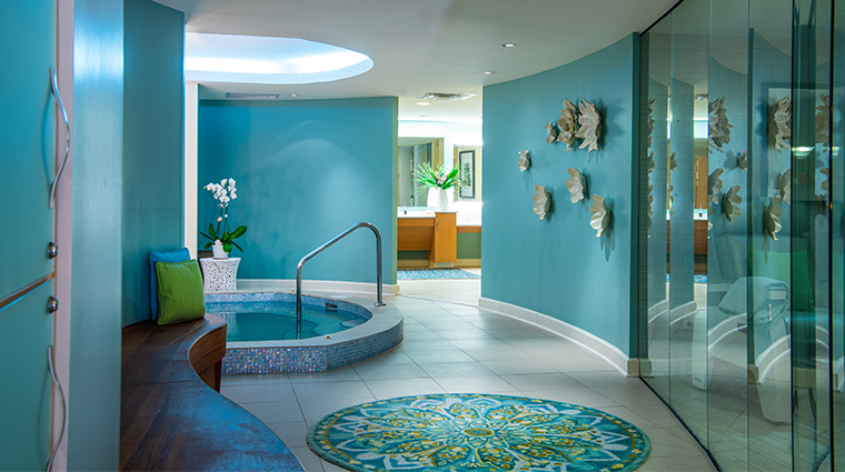 spa one ocean jacuzzi