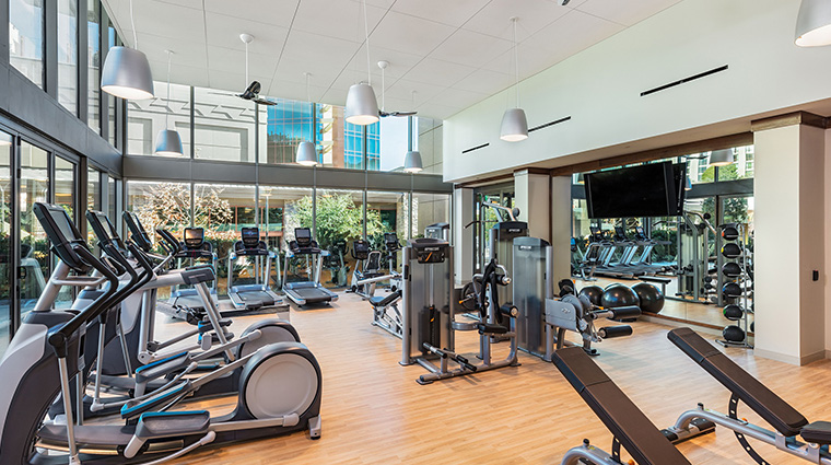 Spa Pechanga Fitness Center