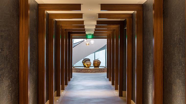 Spa Pechanga Hallway