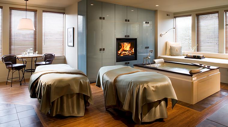 spa walden double spa suite