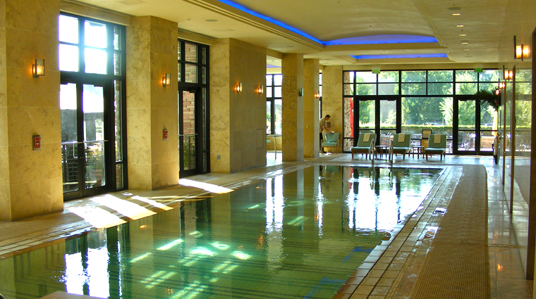 st julien hotel spa pool