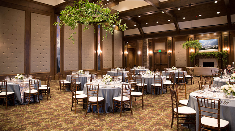 stein eriksen lodge deer valley ballroom
