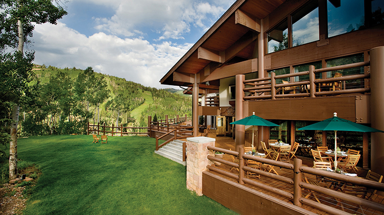 stein eriksen lodge deer valley deck