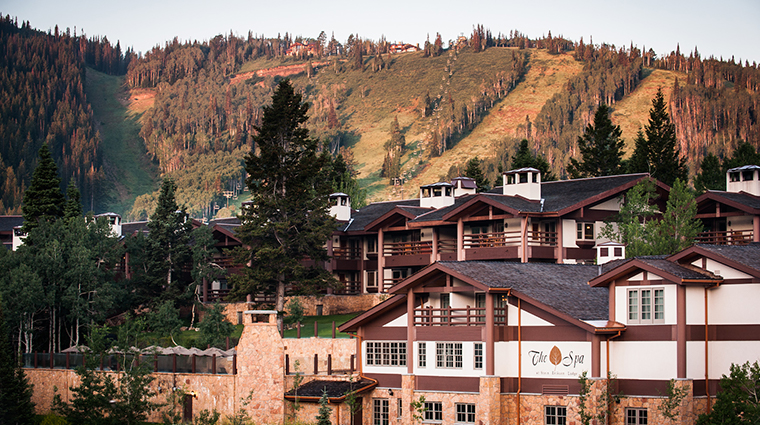 stein eriksen lodge deer valley the spa