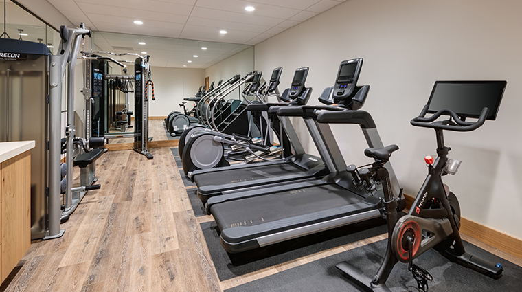 stillwell spa at snowpine lodge fitness center