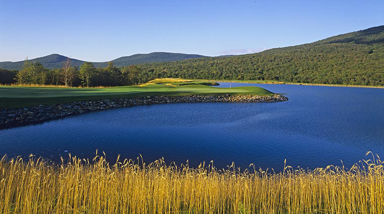 stowe mountain lodge golf
