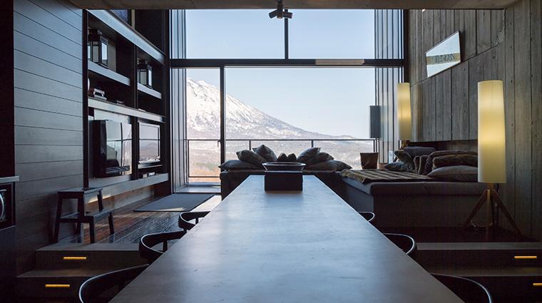suiboku hirafu kitchen view