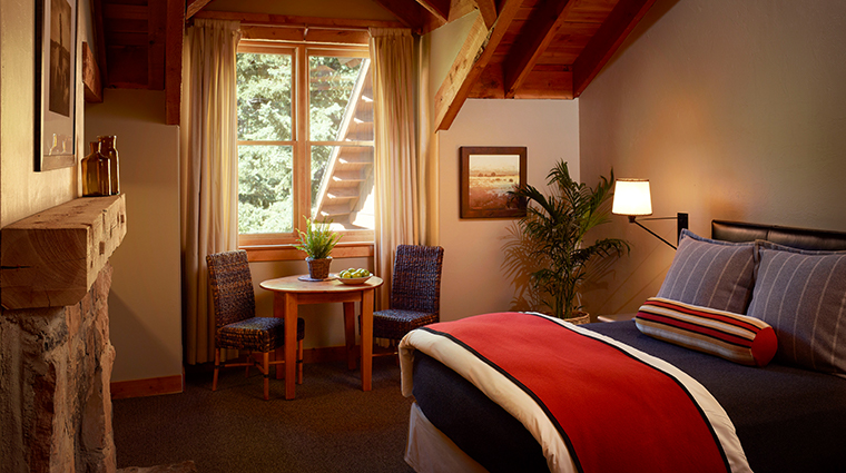 sundance mountain resort bedroom