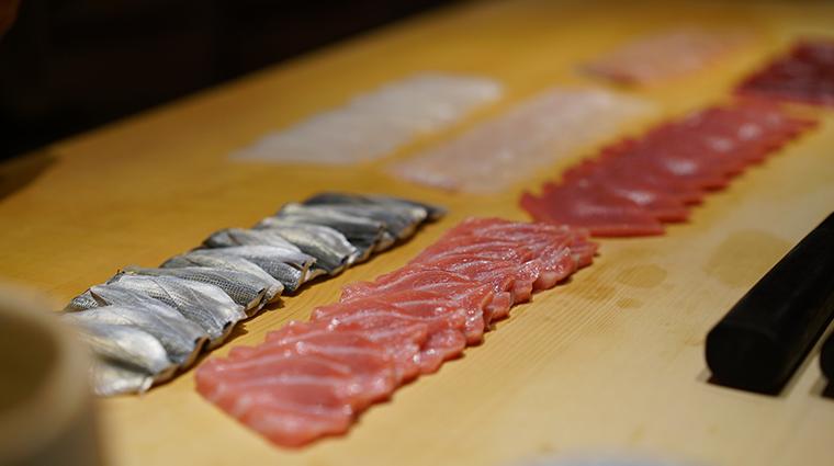 sushi saito sashimi