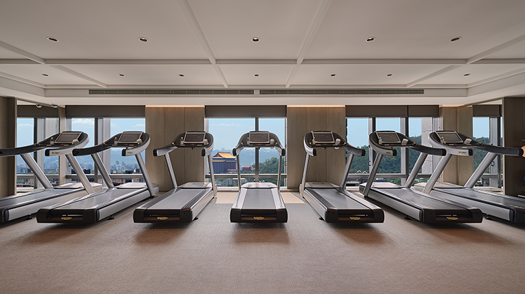 taipei marriott hotel gym