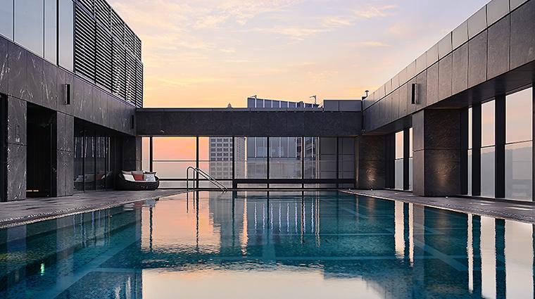 taipei marriott hotel pool