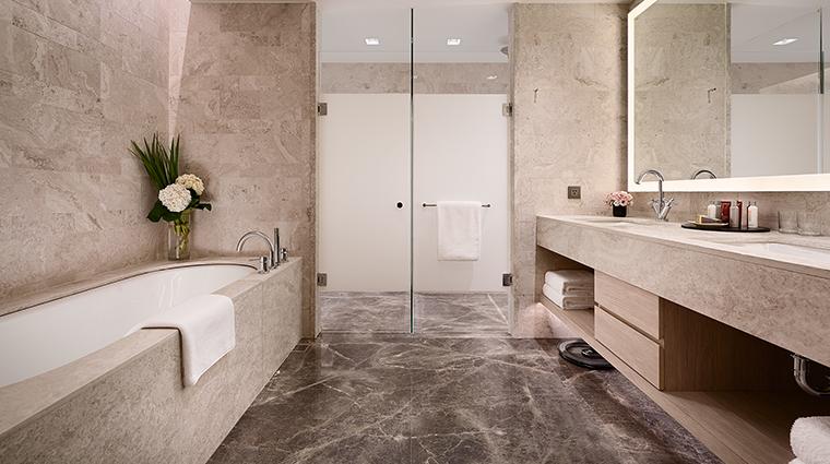 taipei marriott hotel suite bathroom
