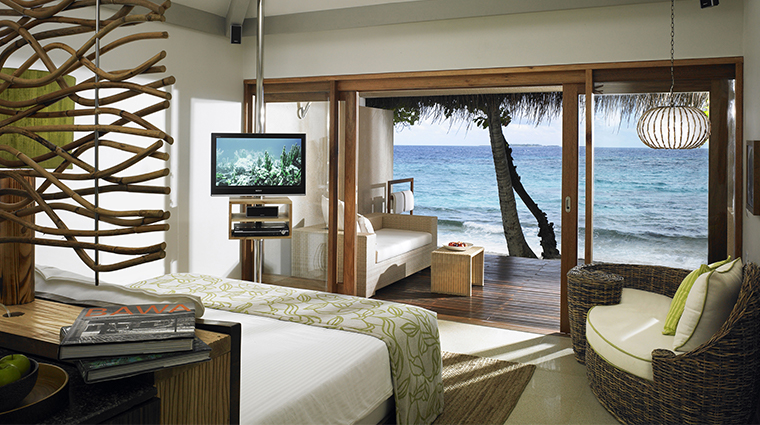 taj coral reef resort spa maldives beach villa